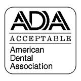 How ADA Products Can Differ (ADA sets guideline, up to brand how far beyond to go